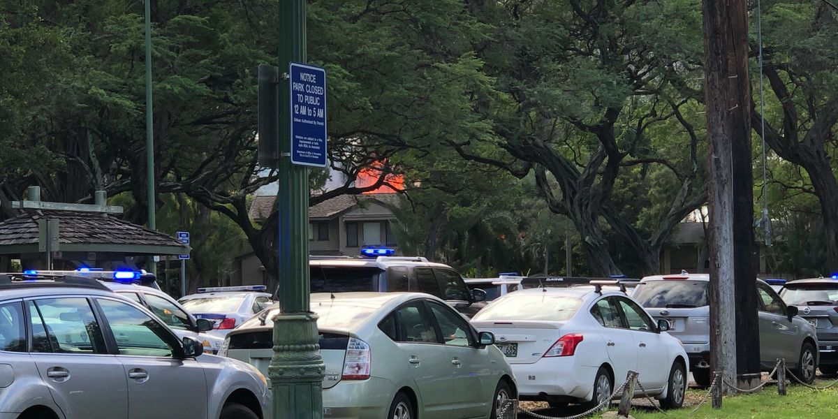 Police officer killer, others injured in shooting near Diamond Head
