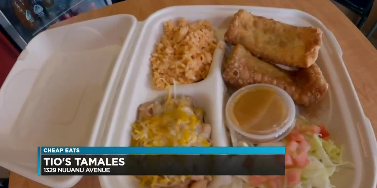 Cheap Eats: Tio's Tamales