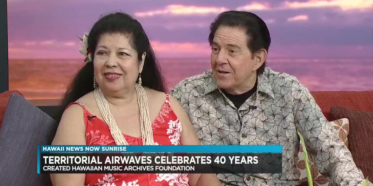The Celebration for the 40th Anniversary of Territorial Airwaves is Friday Night