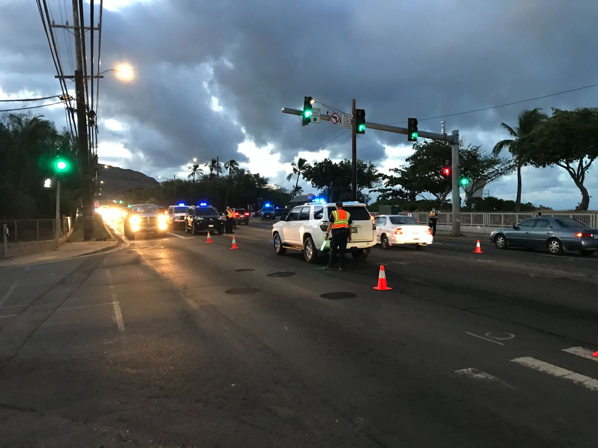 Man was in marked crosswalk ahead of fatal pedestrian crash in Nanakuli