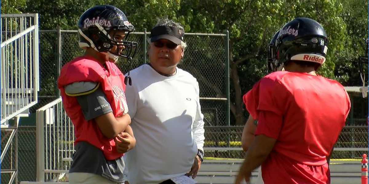 'The kids we work with are special': Iolani's Look, reflects on 200th win