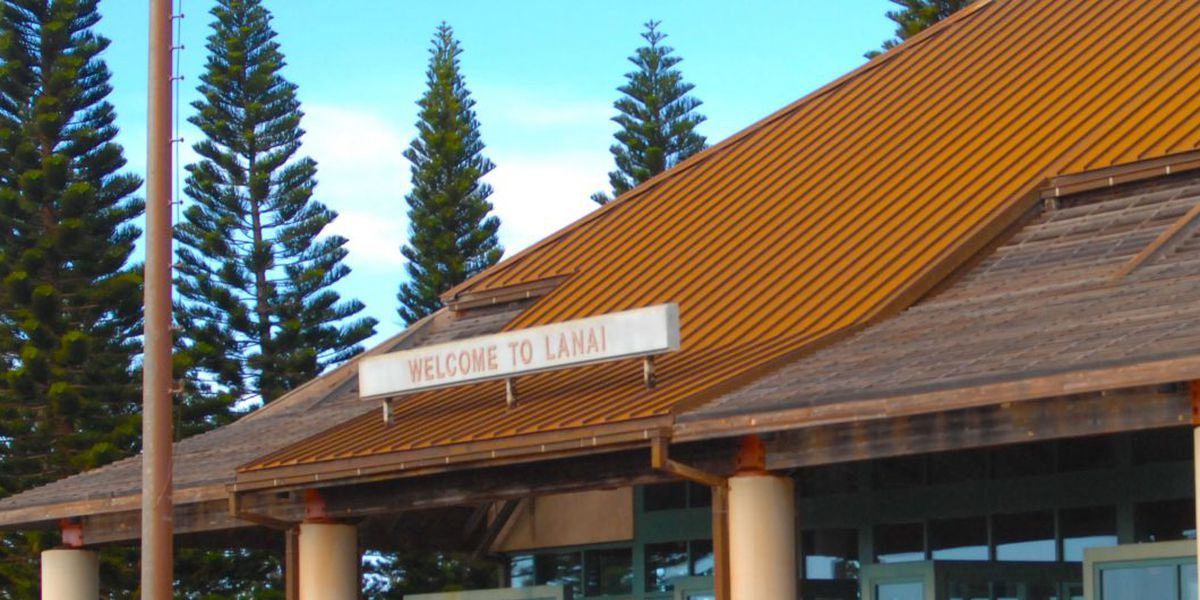 Lanai Airport gets $10M in federal money for runway improvements