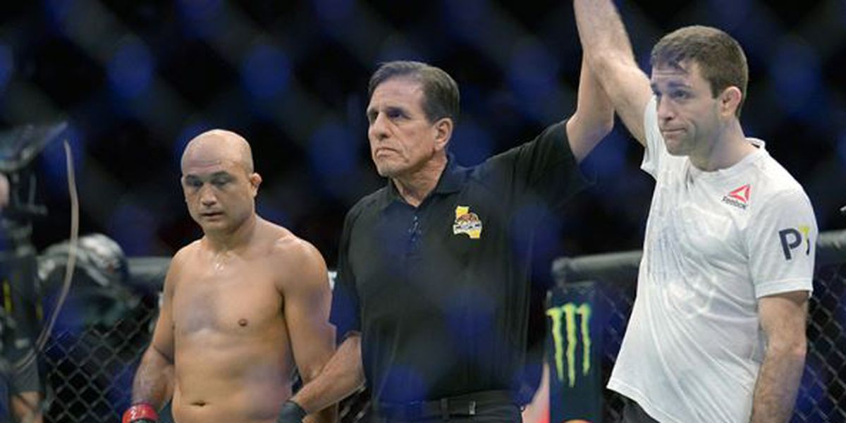 White: BJ Penn has 'nothing to prove', should retire