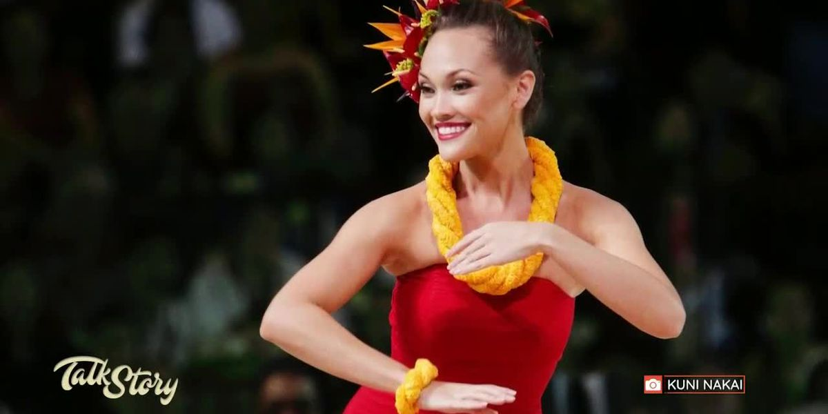 Former Miss Aloha Hula Mahealani Mika finds a way to celebrate Merrie Monarch every day