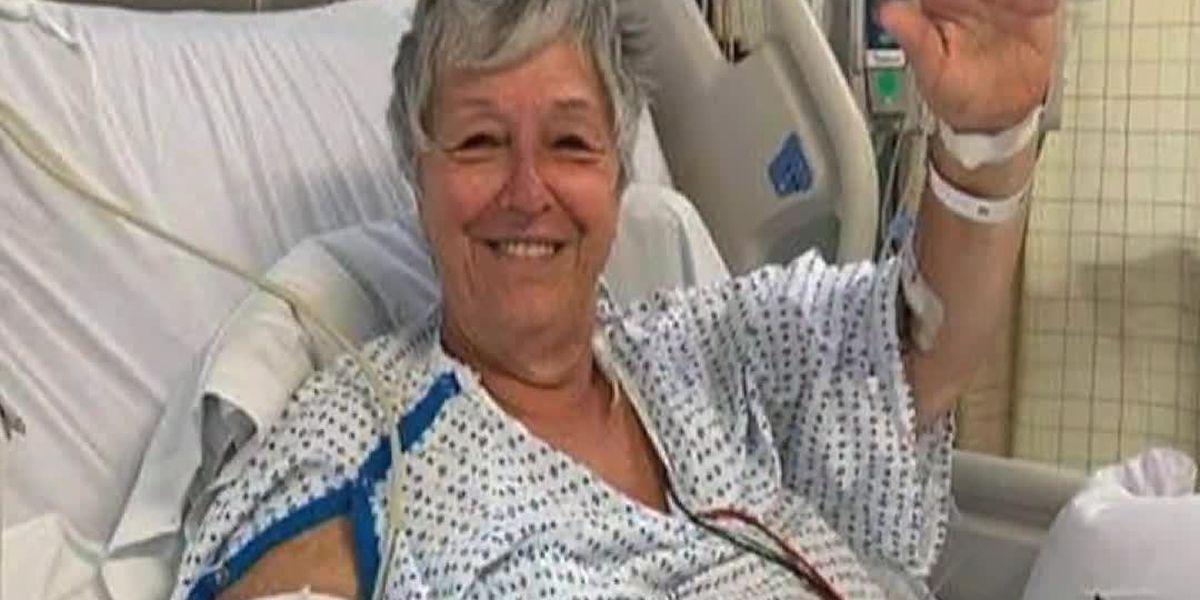 Off-duty trooper saves woman's life at Hugh Jackman concert