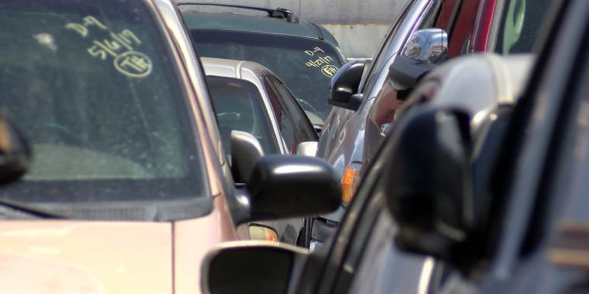 City, tow companies say there's no more room for abandoned vehicles