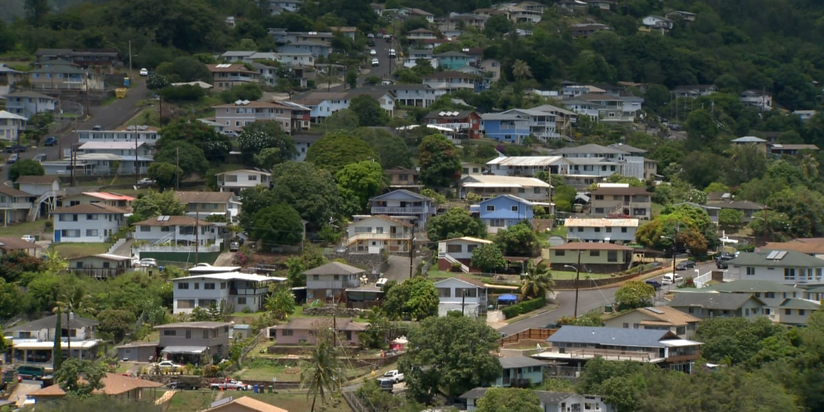 Analysis: 1 in 5 homes on Oahu worth $1M or more