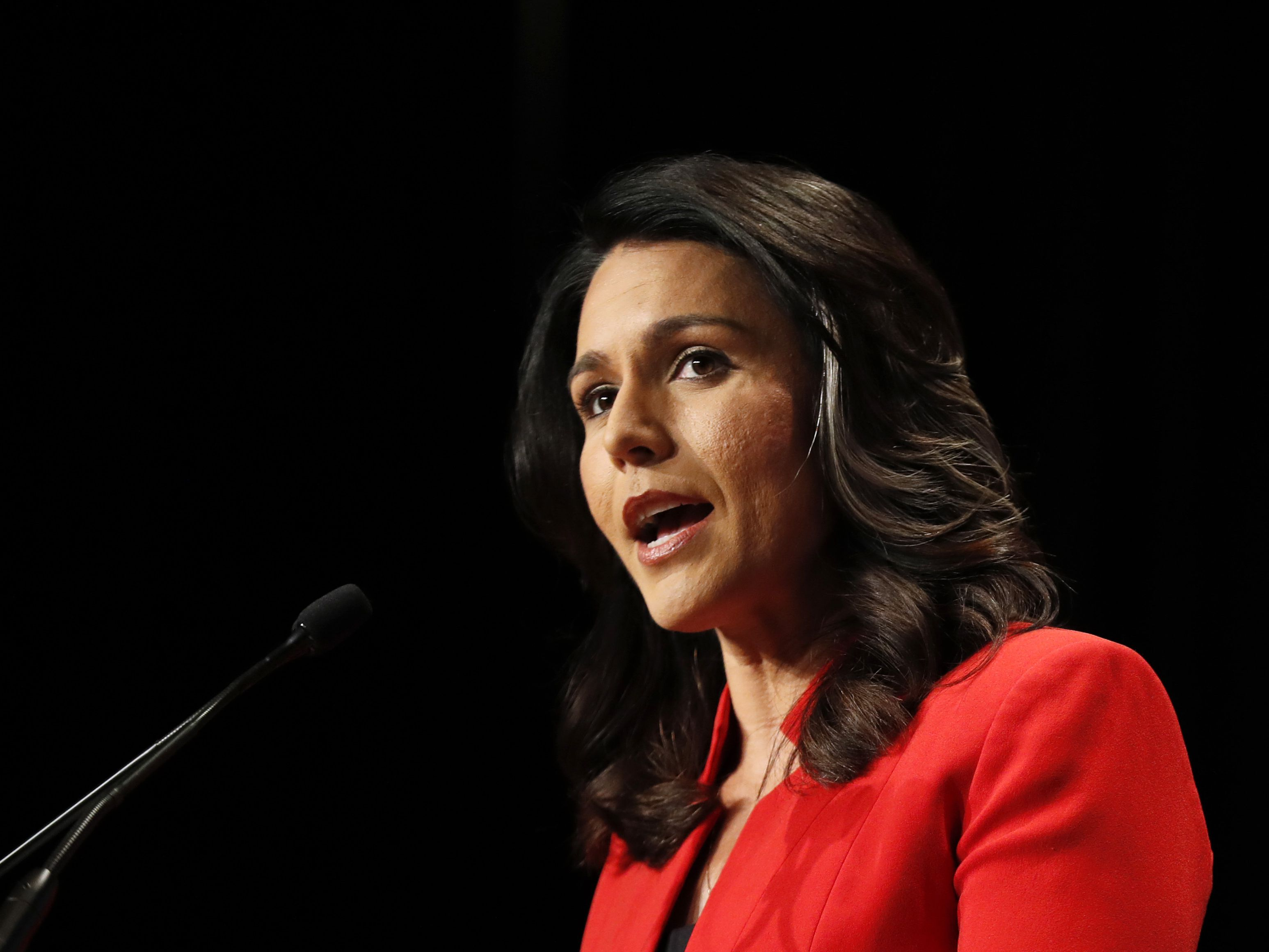 Gabbard's presidential campaign fundraising numbers show quarterly dip
