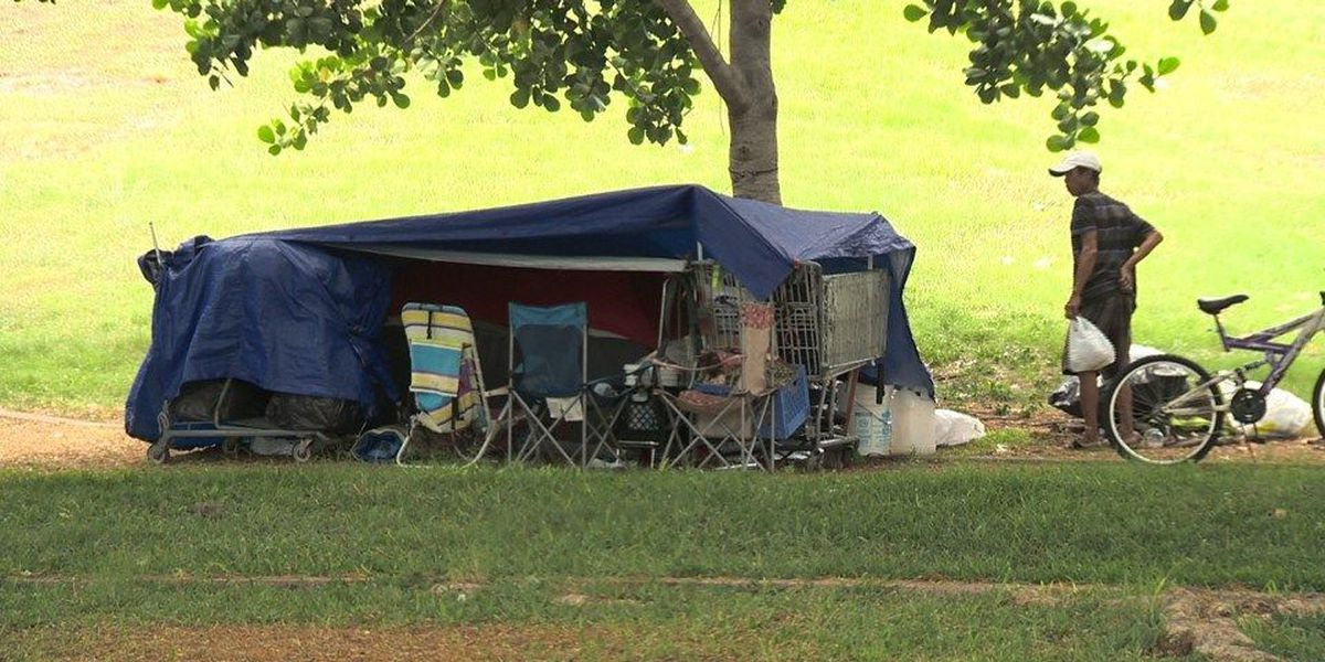 Honolulu criticized for homeless policies, named to 'hall of shame'