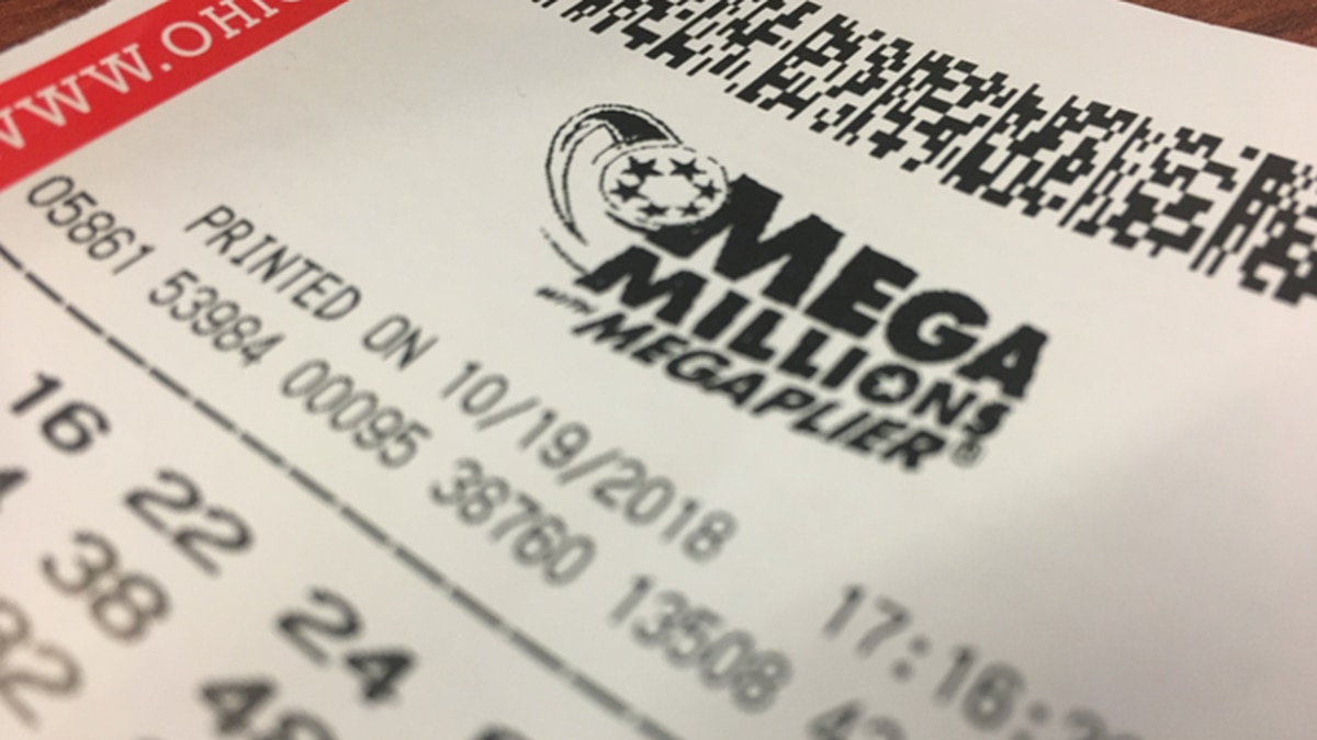 Mega Millions' record $1.6 billion jackpot up for grabs Tuesday