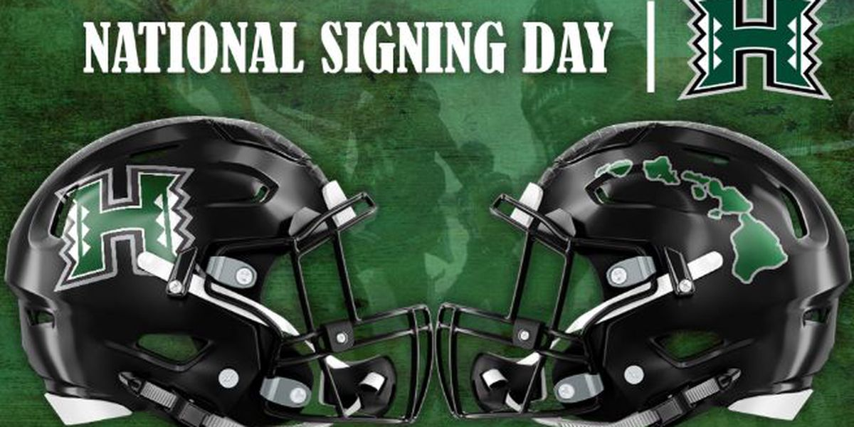 Warrior football adds 8 new players on National Letter of Intent Signing Day