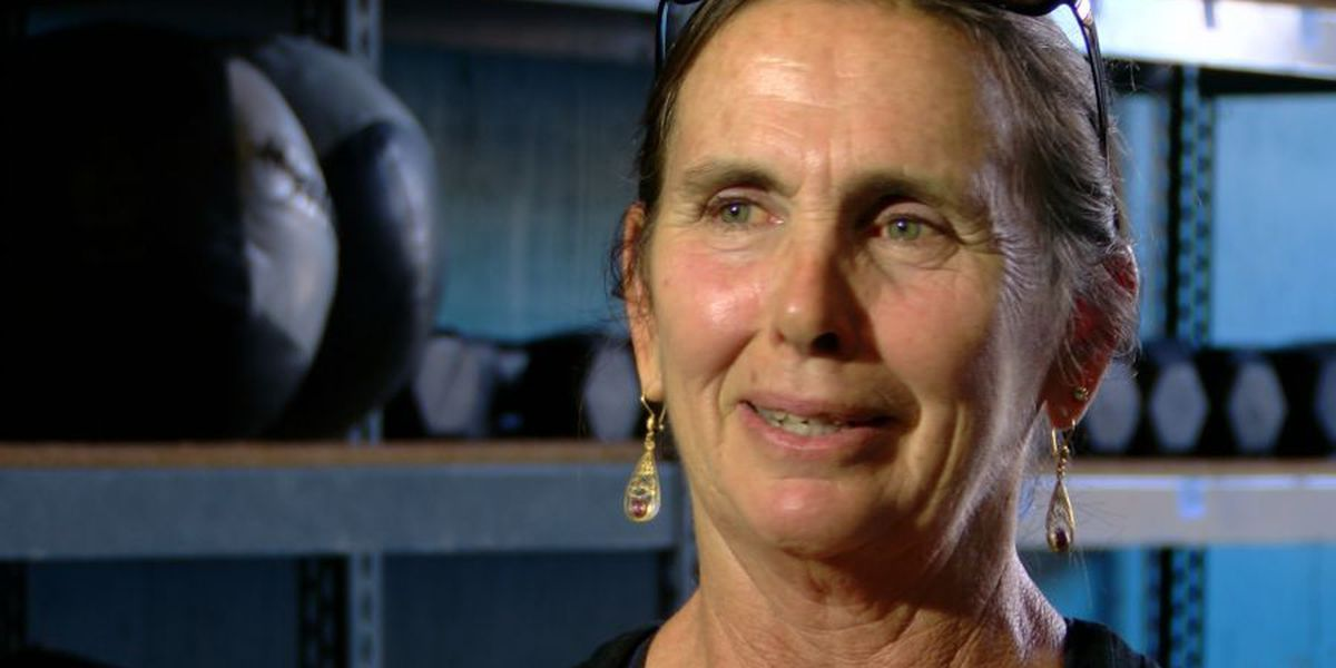 64-year-old Honolulu woman training for medal run at CrossFit games