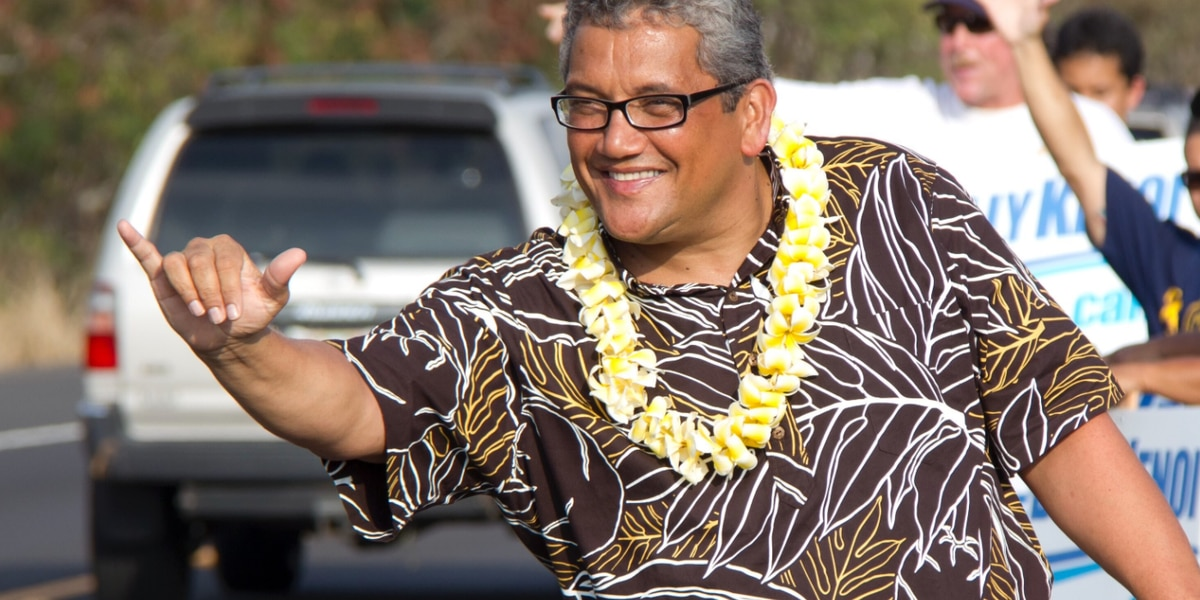 Billy Kenoi, former Hawaii County mayor, dies after lengthy battle with cancer