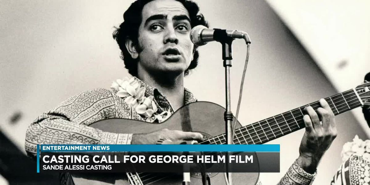 Entertainment: Local actors sought for new independent short film about George Helm