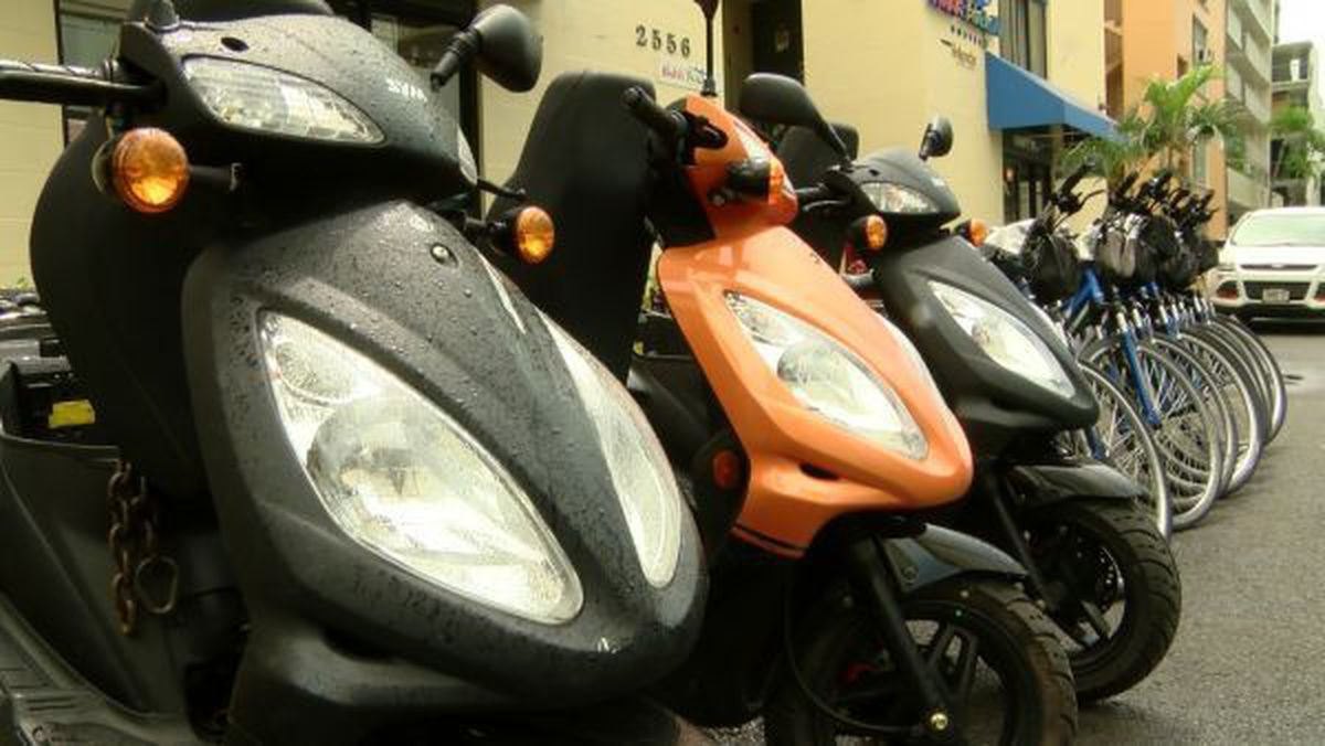 New Law Requires Moped Registration Safety Checks