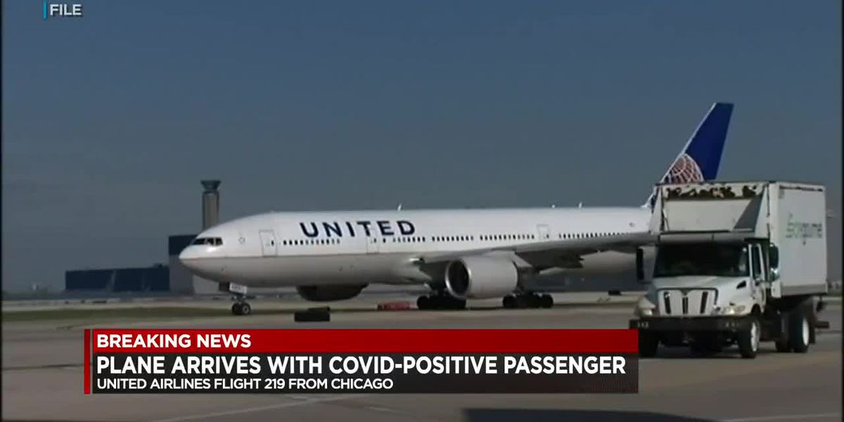 State, federal crews alerted after flight carrying COVID-positive passenger lands at HNL