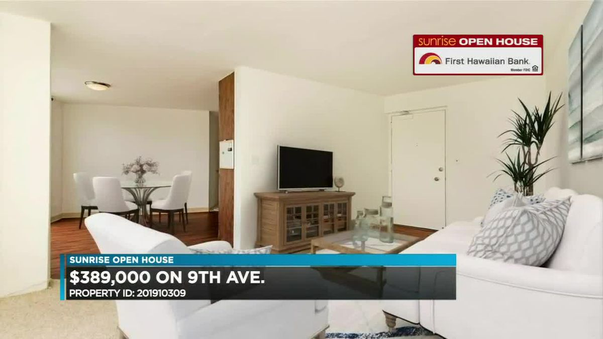 Sunrise Open House: Homes in Kaimuki