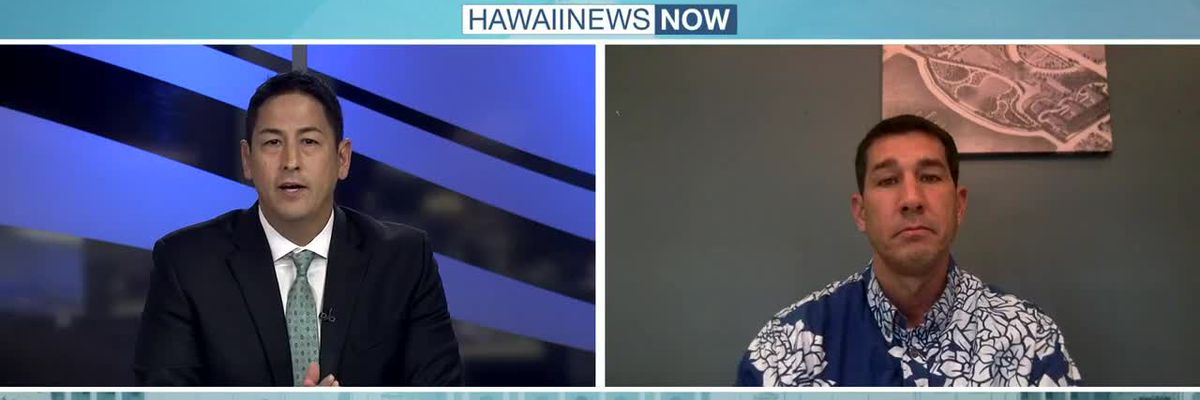 US Rep. Kai Kahele explains why there is no comparing Capitol riot to BLM movement