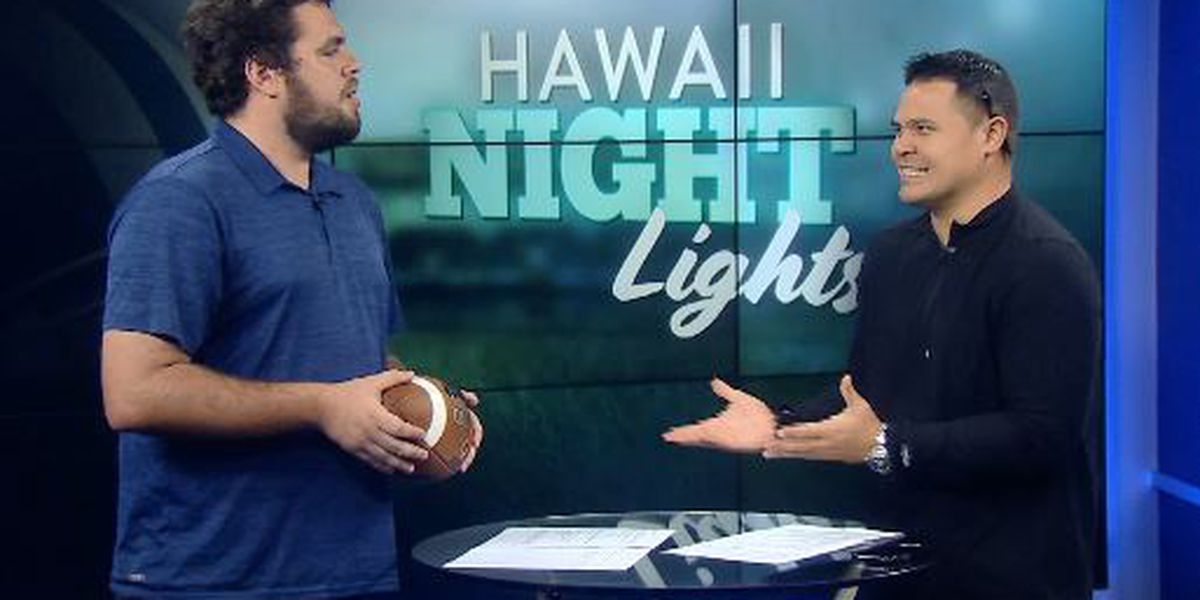 Hawaii Night Lights: Week 16 (11/15/2018)