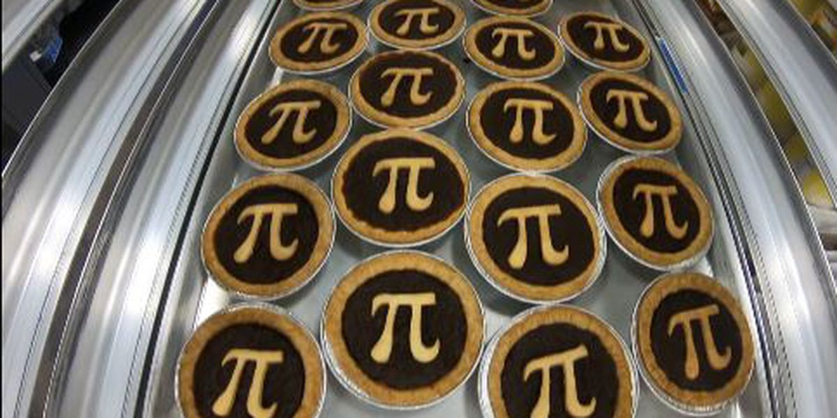 Get a slice! March 14 brings a bump in business for a local pie company