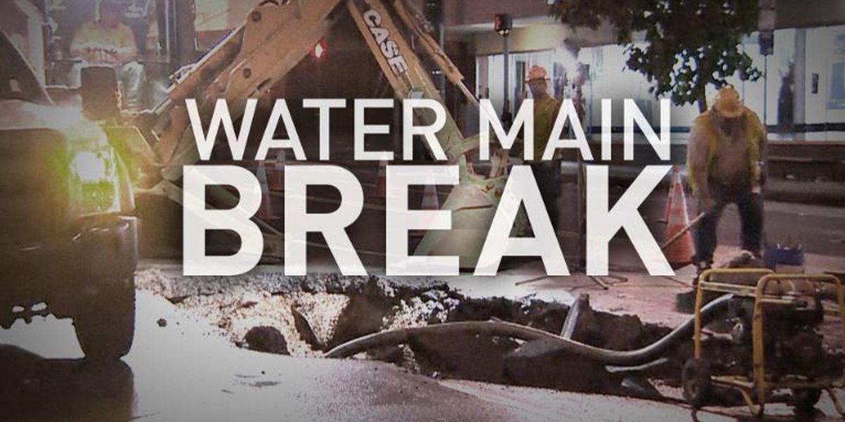 Portions of Kapiolani Blvd. reopen following water main break