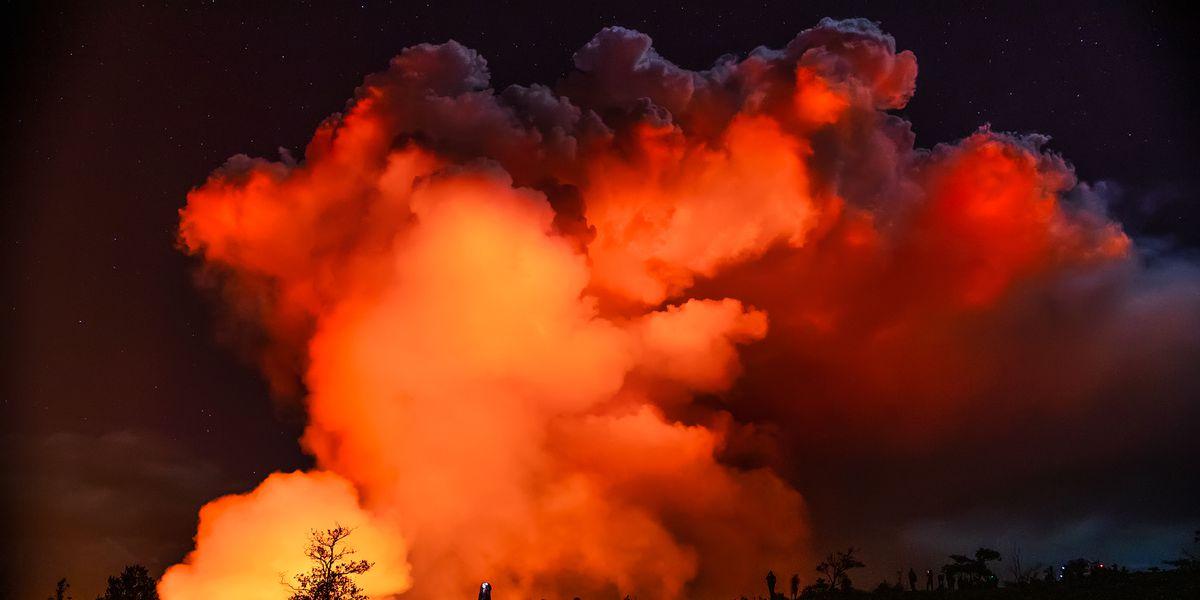 Award-winning Hilo photographer captures Kilauea's latest spectacle
