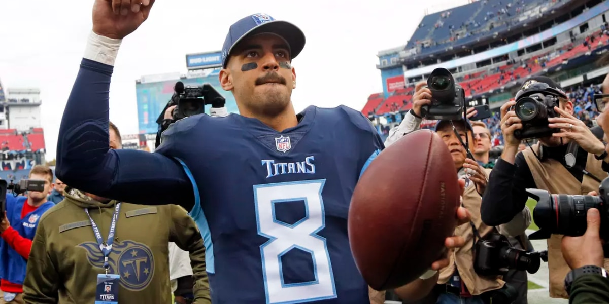 Has Mariota found the winning formula?