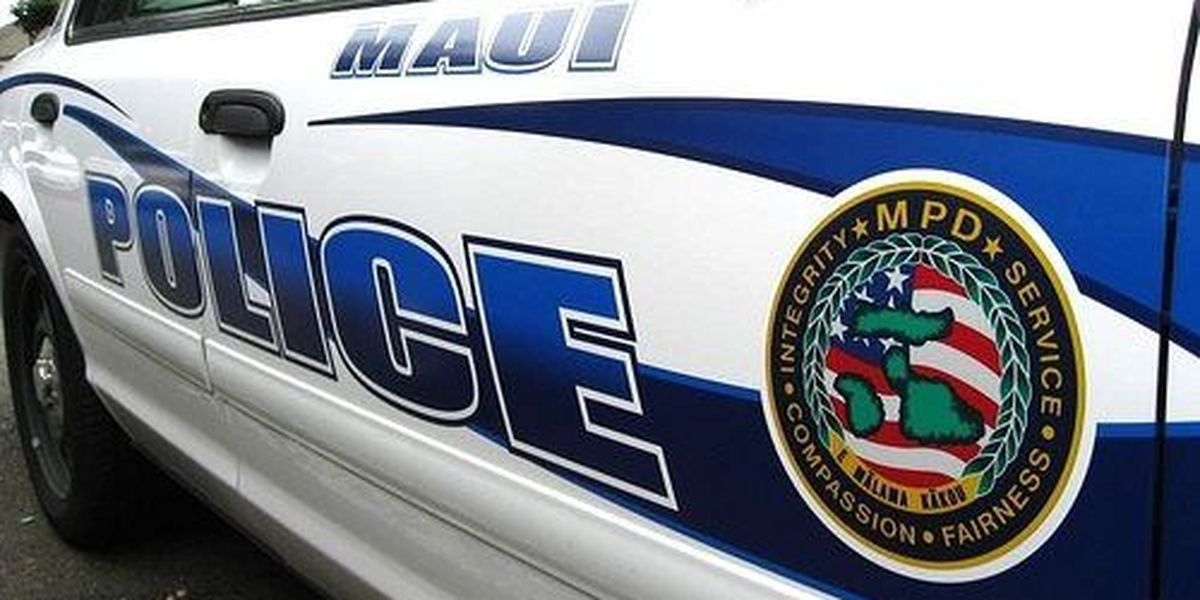 Maui police searching for a driver in a deadly hit-and-run collision