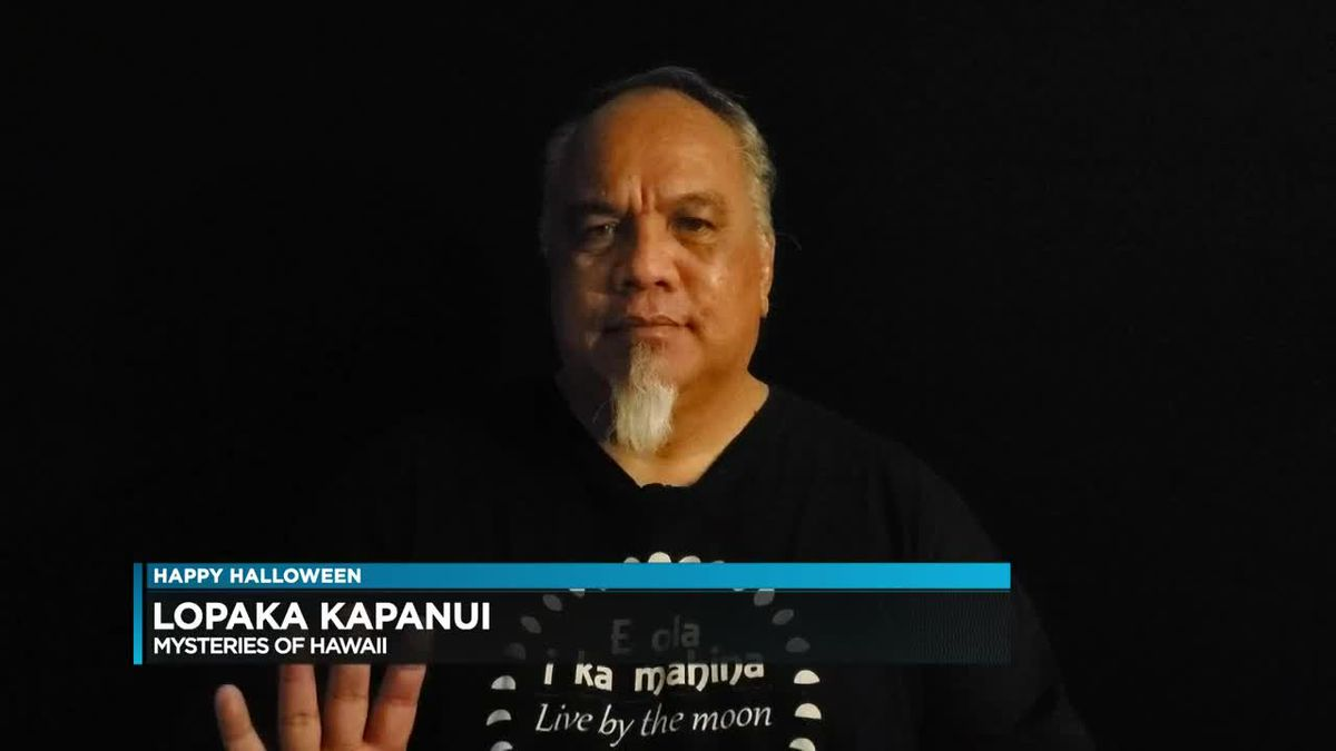 Local ghost stories with Lopaka Kapanui: The ghost test