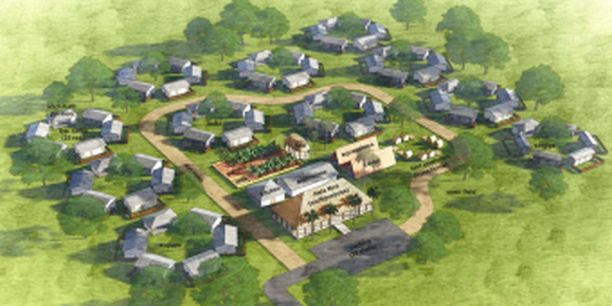 State proposes permanent villages of tiny homes for the hardest to house