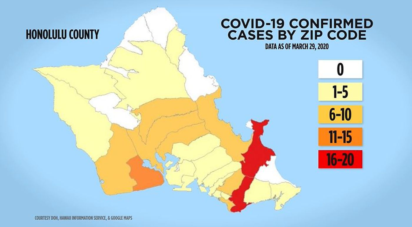Hawaii S First Coronavirus Related Death Was Older Oahu Resident With Multiple Health Issues