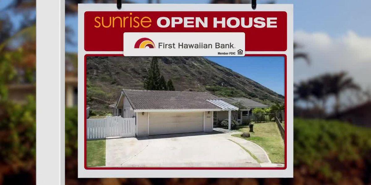 Sunrise Open House: Hawaii Kai
