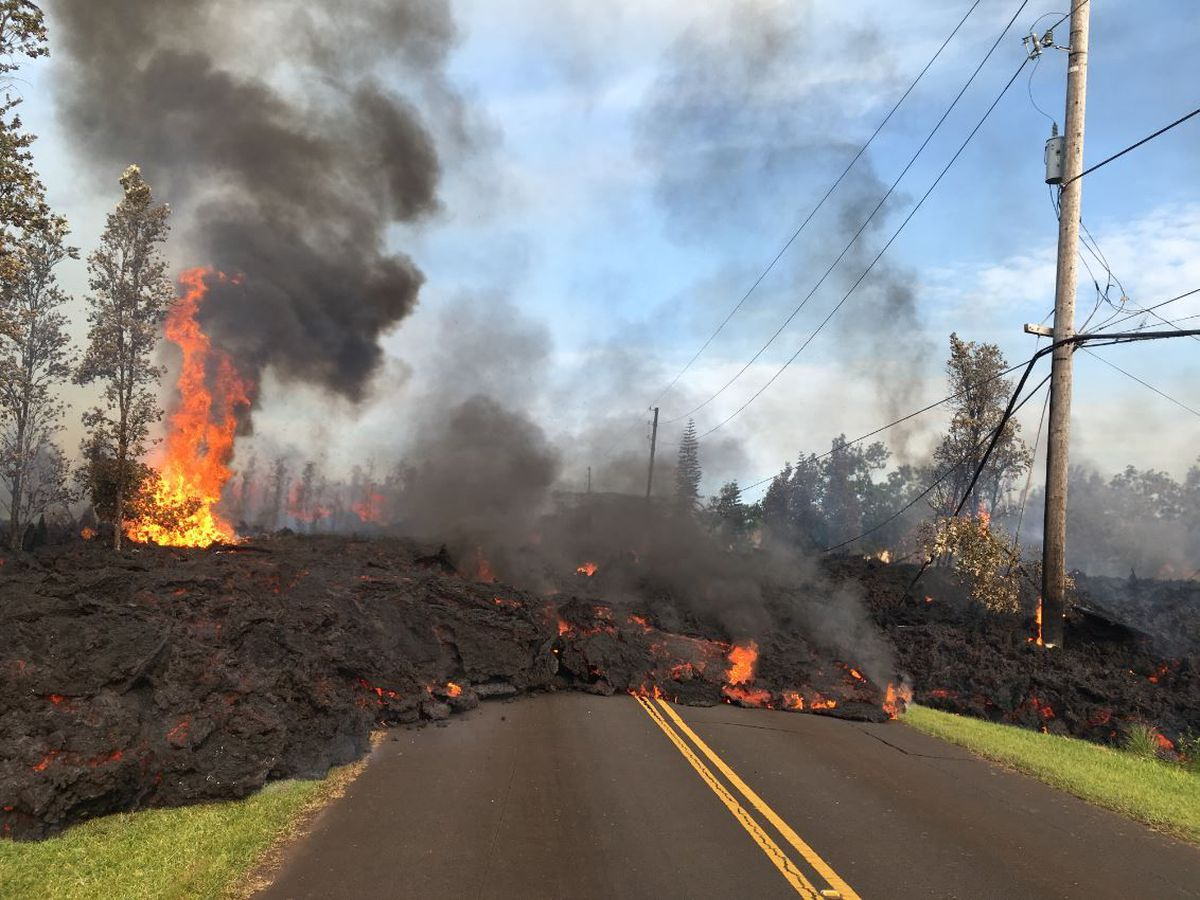 Hawaii County releases blueprint for 2018 eruption recovery