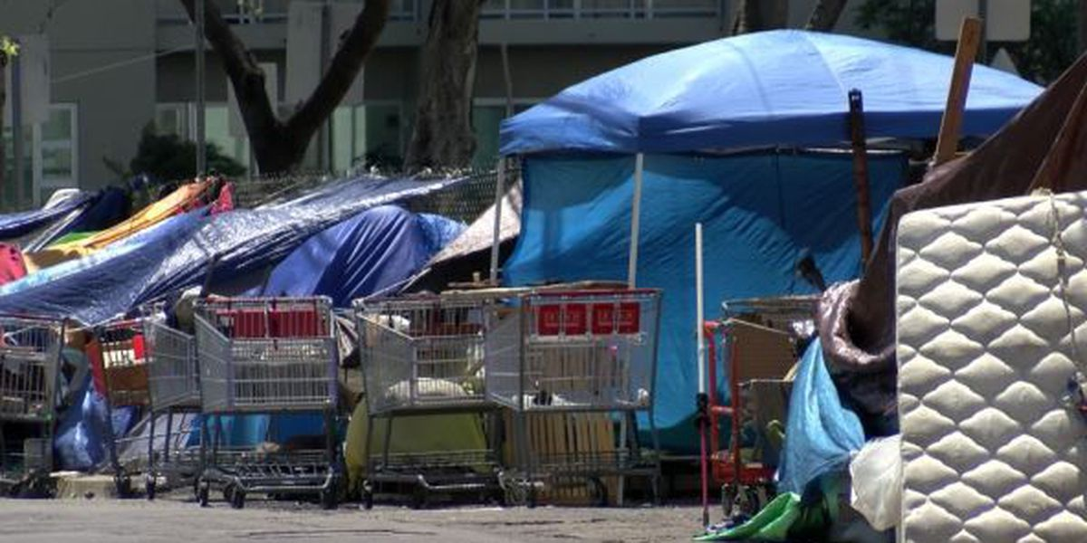 As sit-lie ban expands, businesses wonder: Where will volatile camp go next?