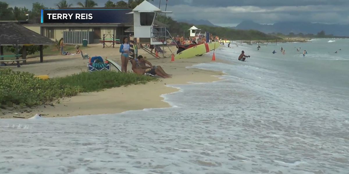 Environmental assessment completed for controversial Ewa Beach seawall