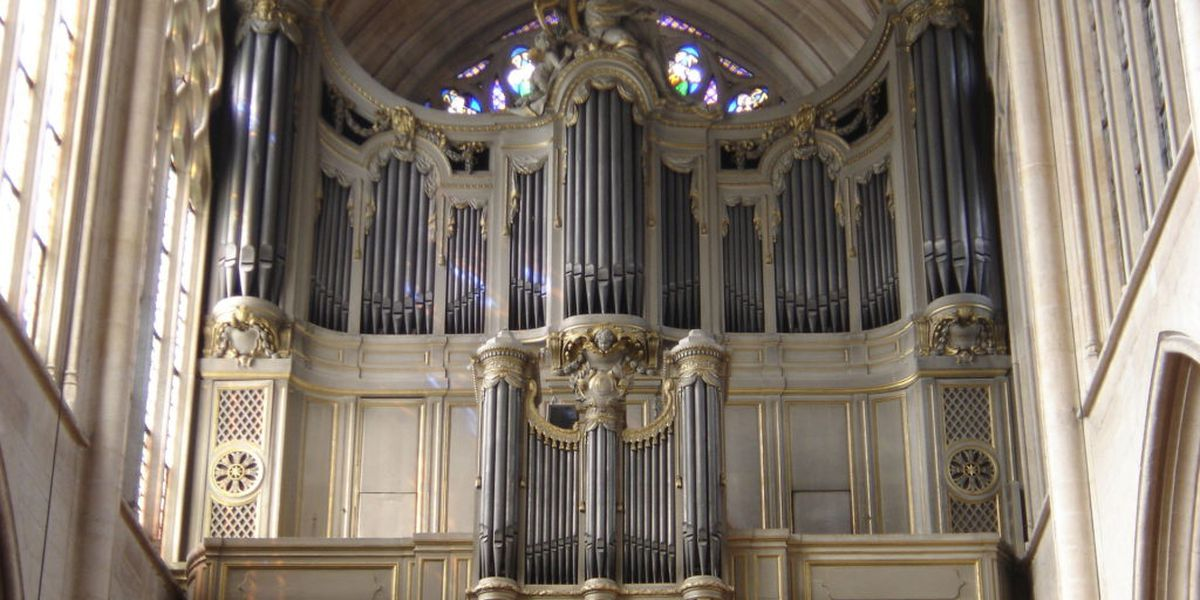 Music Post: The Organ, from Bach to Iron Butterfly