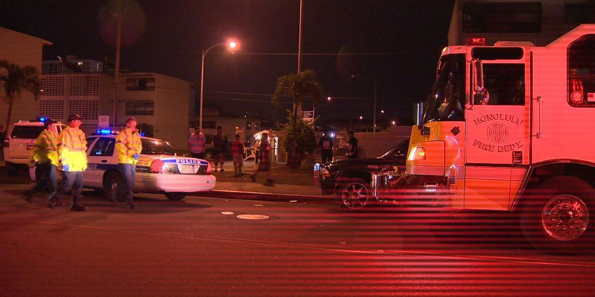 Police investigating stabbing in Kalihi that left man in serious condition