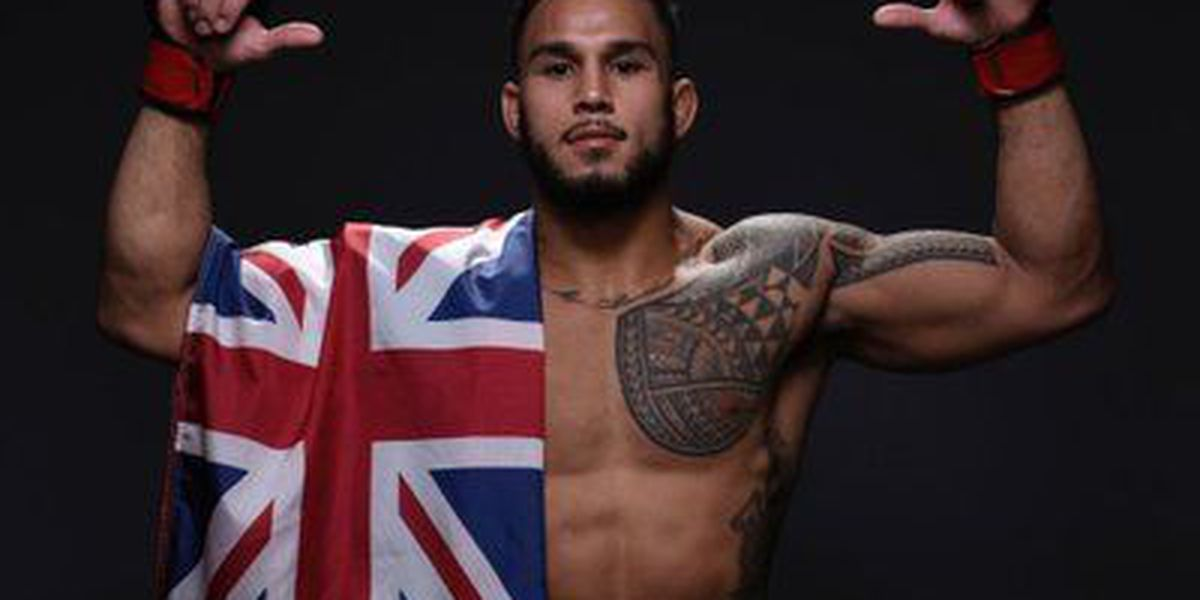 UFC middleweight Brad Tavares is knocking on the door for a Top 10 fight