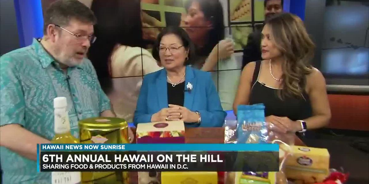 6th annual Hawaii on the Hill