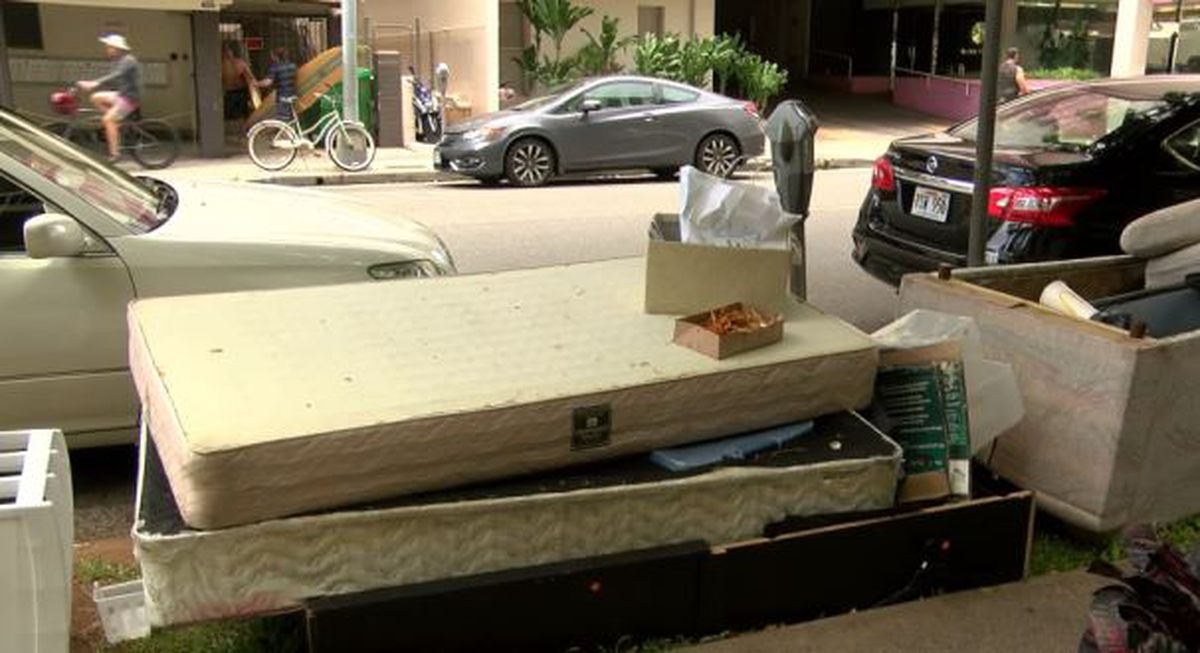 To crack down on illegal dumpers, city wants your help