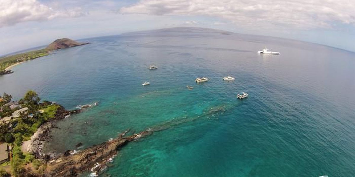 $300 million yacht sails Hawaiian Islands