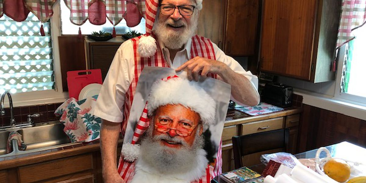 'Canoe Santa' reflects on the big red suit, what he learned from kids and retirement