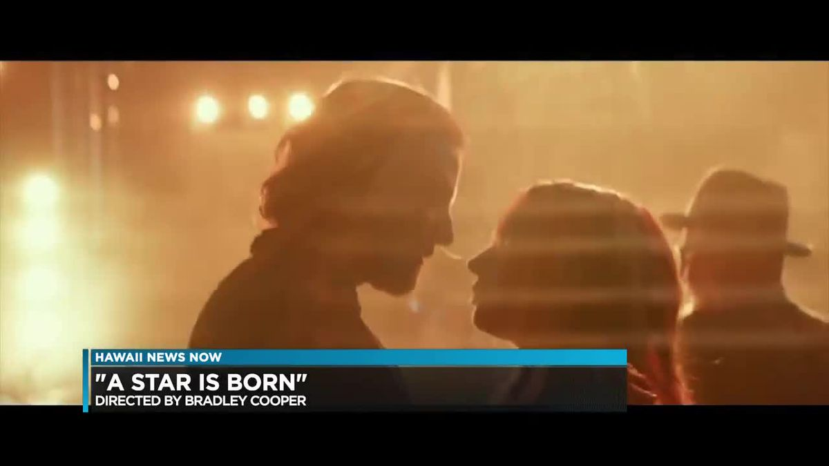 Movie Review: A STAR IS BORN
