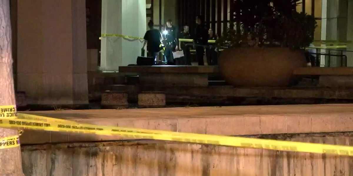Sheriff's deputy fatally shoots man at state Capitol after 'extreme struggle'