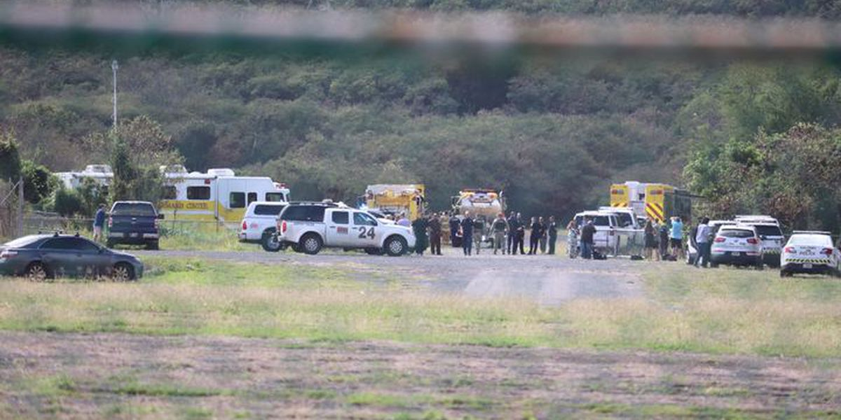 2 killed after plane crash at Dillingham Airfield, authorities confirm