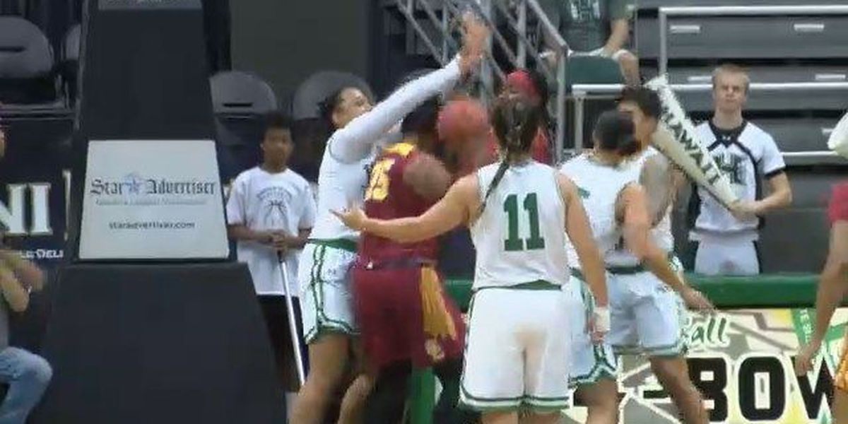 Rainbow Wahine suffer blowout loss to No. 19 Texas A&M, 103-59