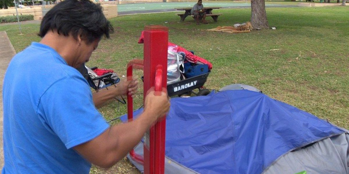 Fourth Kakaako park closes amid ongoing homeless crisis