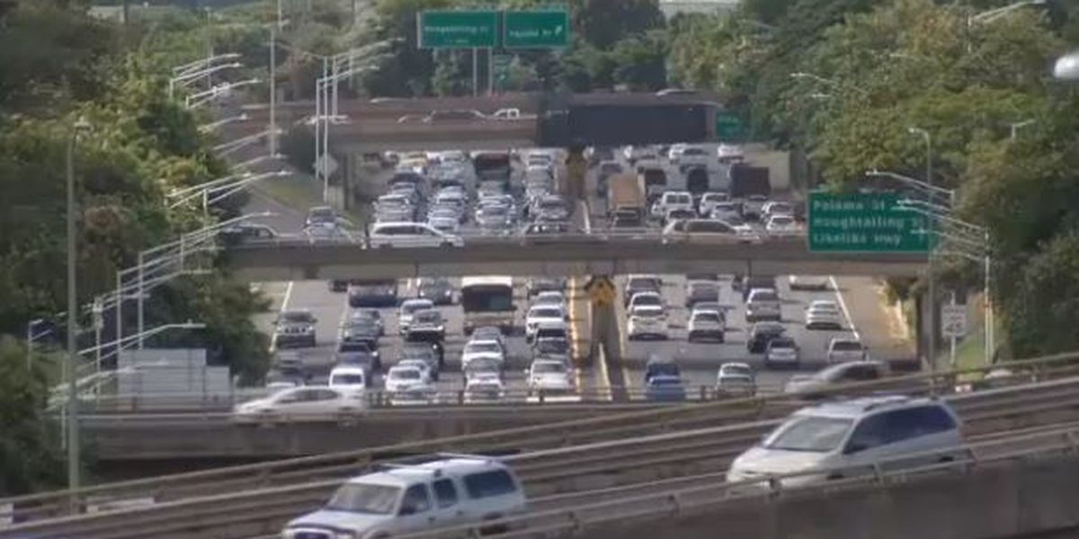 Surprisingly, Honolulu isn't one of the worst cities in the nation for traffic