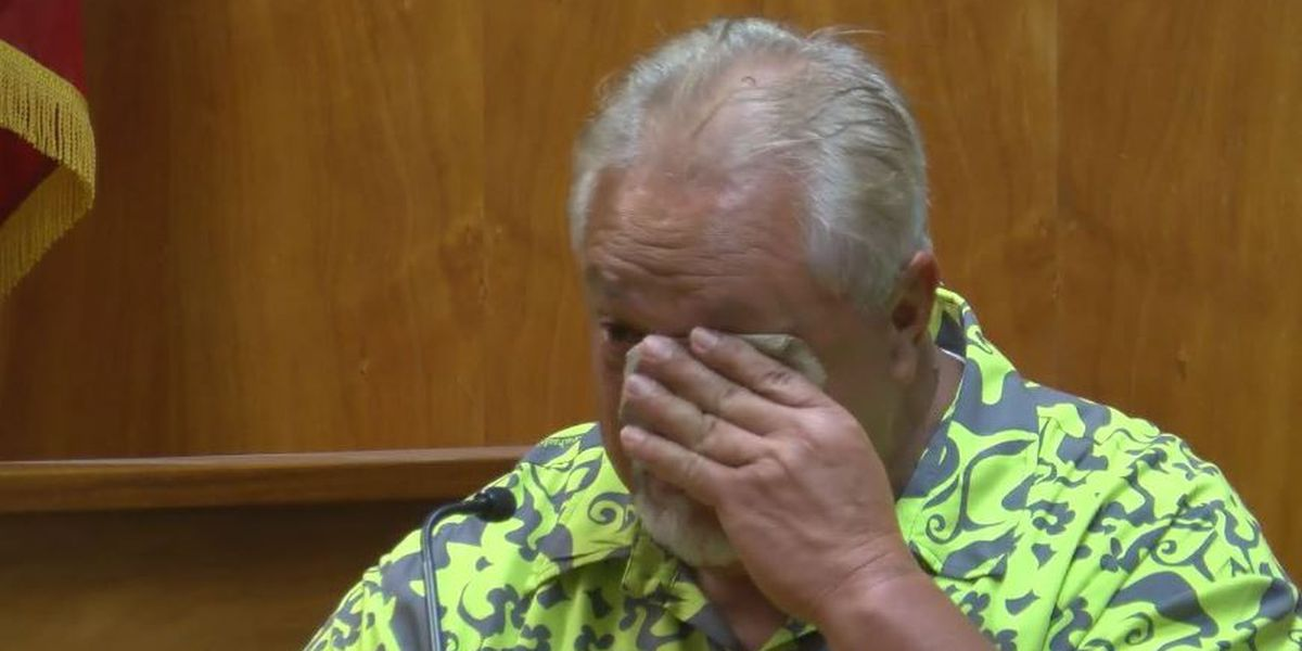 'Kaulana never had a chance': Father of hit-and-run victim takes stand