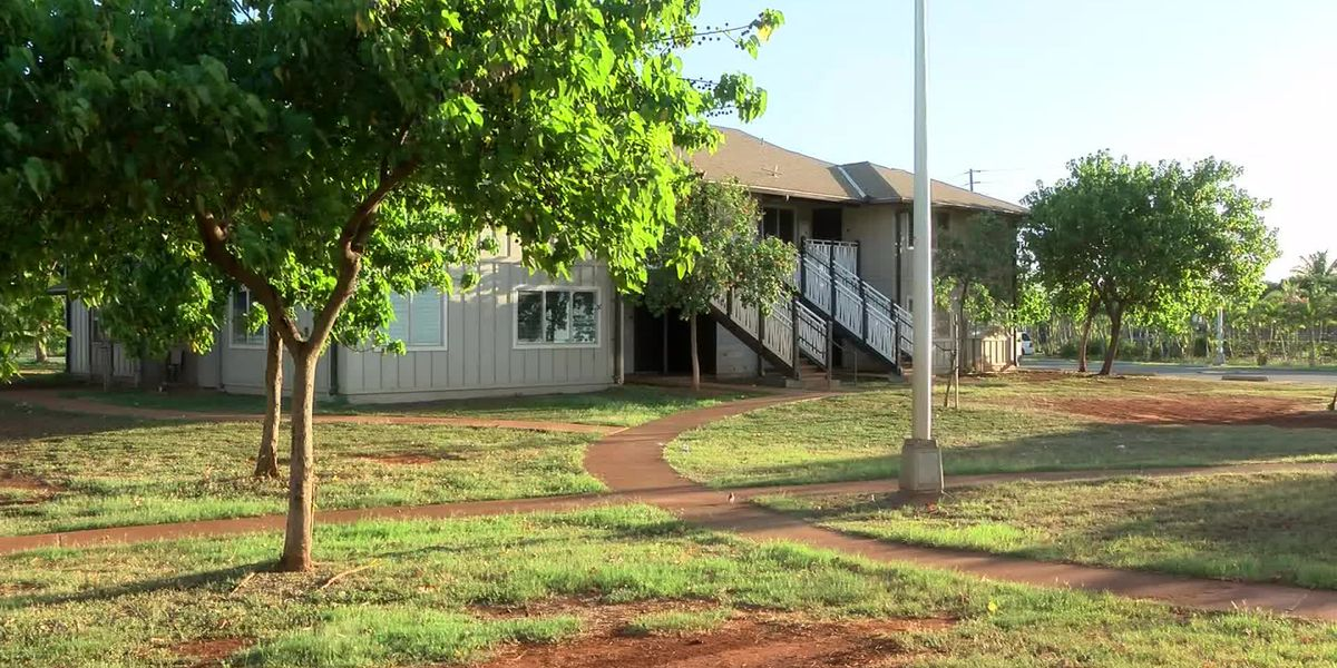 Leeward Oahu homeless shelter that can house 80 families set to close at end of month
